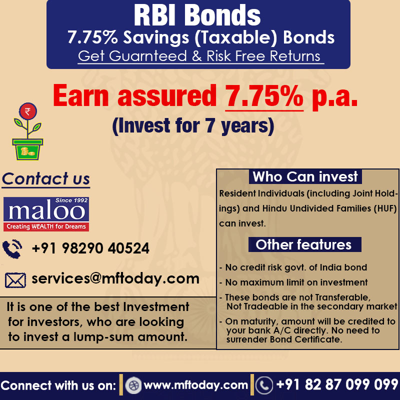 RBI Bond Investment